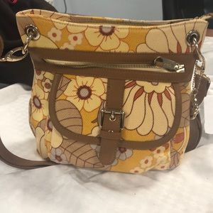 Spartina shoulder bag